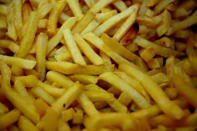 Pommes Frites Frittiert Kalorien Nährwerte