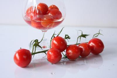 Cocktail Tomaten, frisch