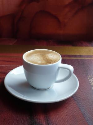 Kaffee, schwarz