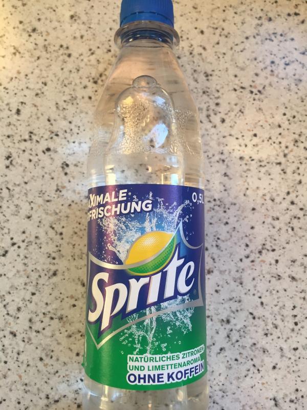 Sprite, 0,5L Flasche